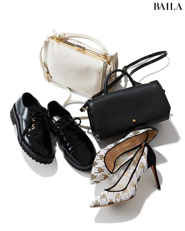 バッグと靴