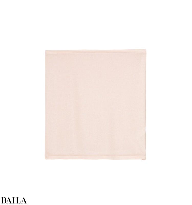 中だるみしがちな水曜日は、旬ニットに鮮やかなカラースカートを投入!【2020/1/15のコーデ】_2