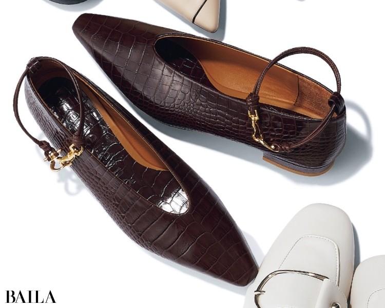 ペレテルノの靴