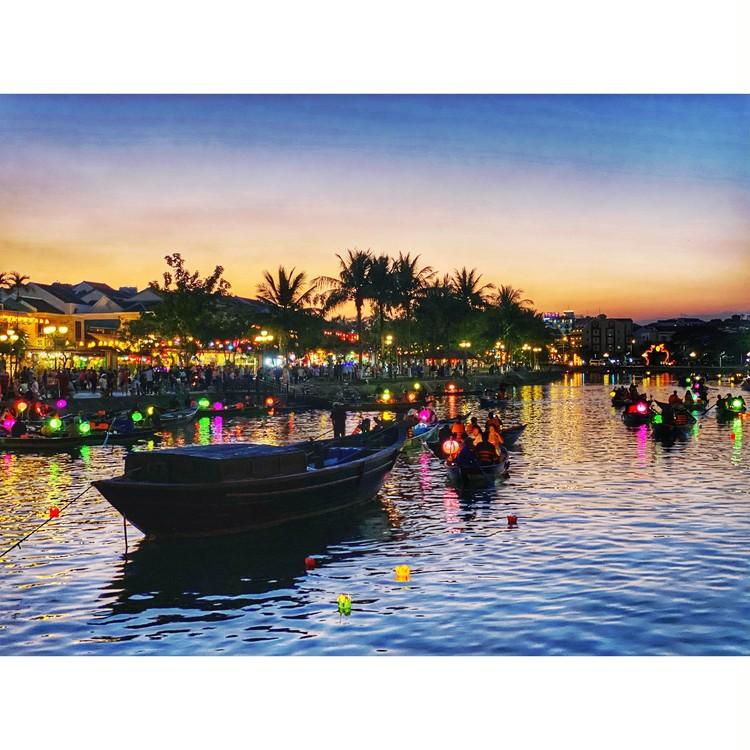 ベトナム〜ホイアン旅行♡世界遺産のランタン祭り_5