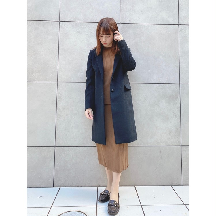 GUチェスターコート♡5000円以下の高見えコート_2