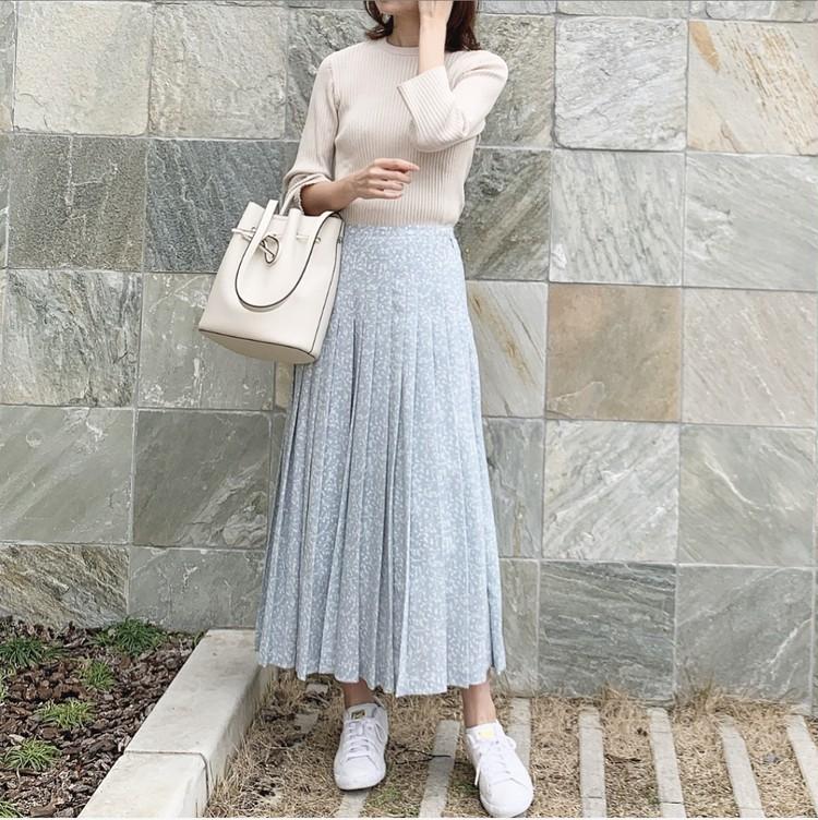 【春コーデ】ロンハーマンのお気に入りスカート_2