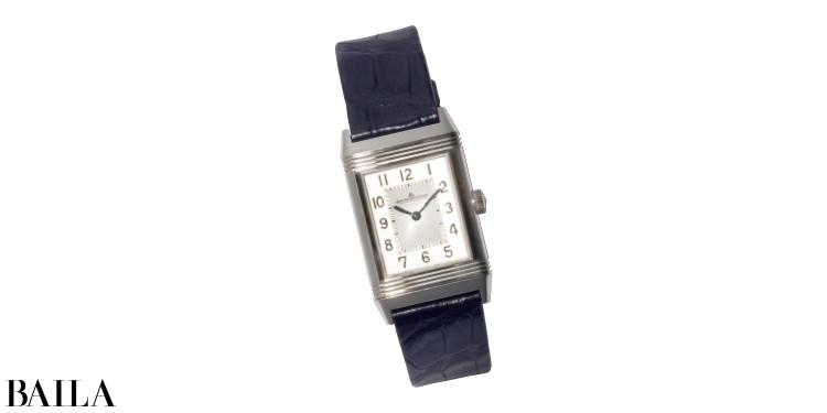 時計¥580000/ジャガー・ルクルト