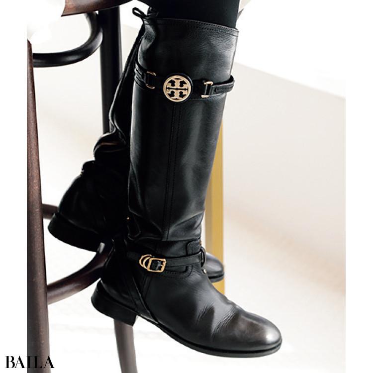 Tory Burchのブーツ
