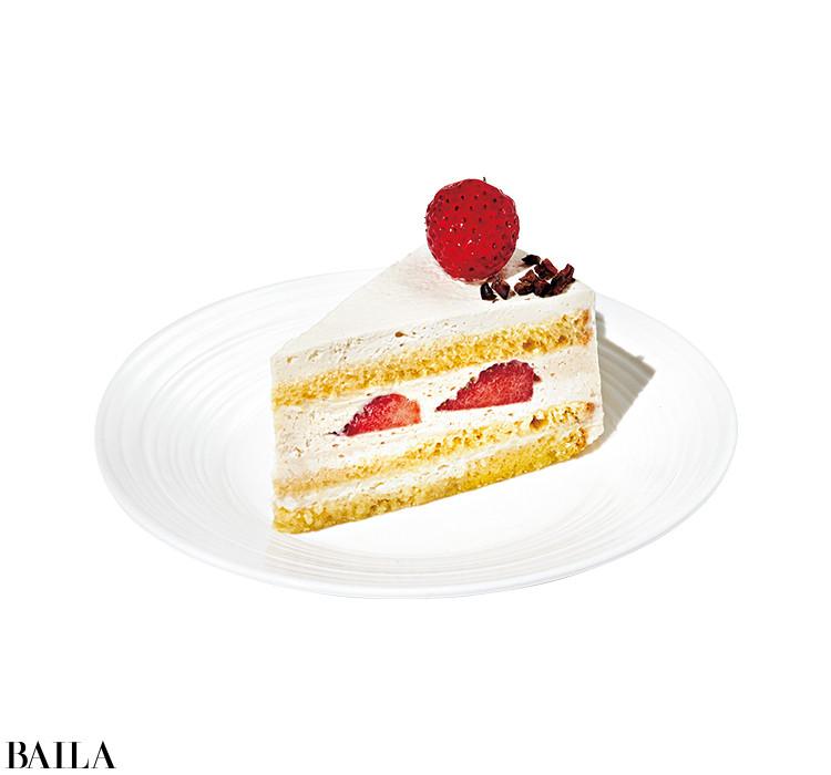 ダンデライオン・チョコレート 表参道店のカカオショートケーキ