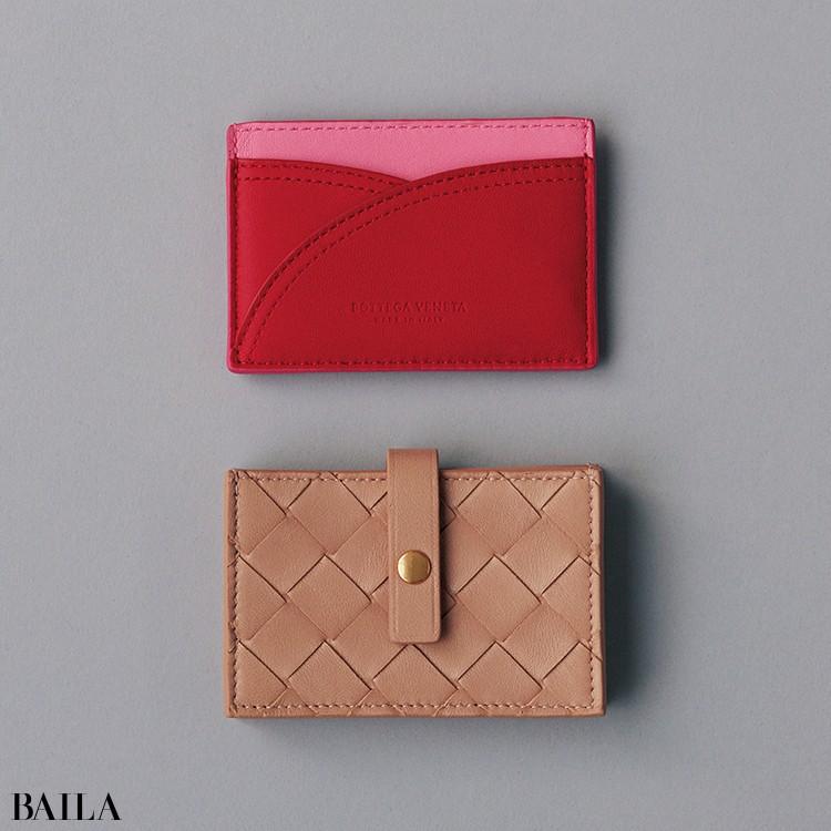 ボッテガ・ヴェネタのカードケース