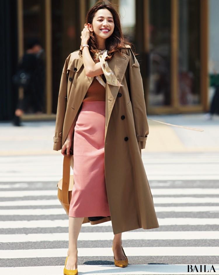 秋冬スタイルが簡単に華やぐ♡【スカーフアレンジまとめ】_5