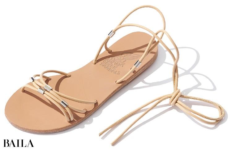 アンシエント グリーク サンダルの靴