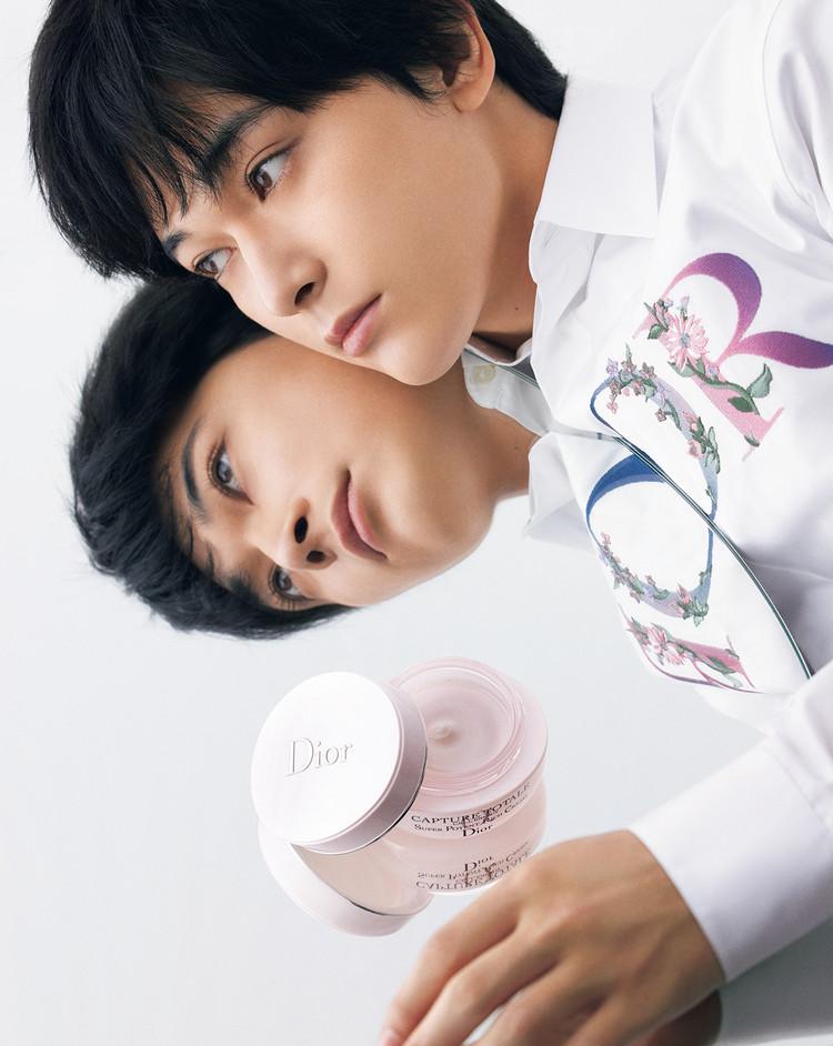 【DIOR BEAUTY】吉沢 亮 自信をくれる香りと肌_7
