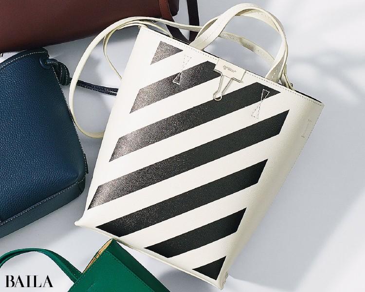 オフ-ホワイト c/o ヴァージル アブローTMのバッグ