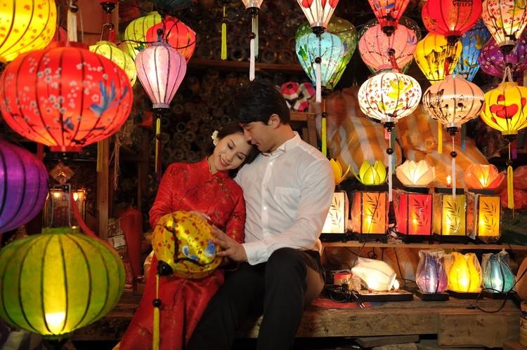 ベトナム〜ホイアン旅行♡世界遺産のランタン祭り_7