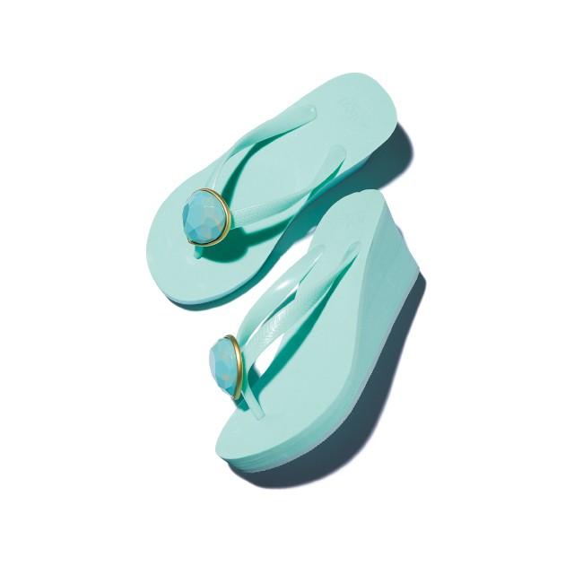 誕生石付きビーチサンダルのブランド、ソレイユ バイ ププティエが可愛い!_1