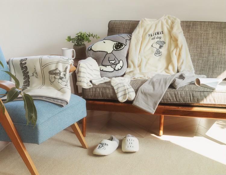 【ユニクロ(UNIQLO)】超人気スヌーピーやミッキーマウスコラボがカムバック♡「PEANUTS(ピーナッツ)」「DISNEY MICKEY MOUSE art by Andy Warhol (ディズニー ミッキー マウス アート バイ アンディ・ウォーホル)」ラウンジホリデーコレクション順次発売決定!