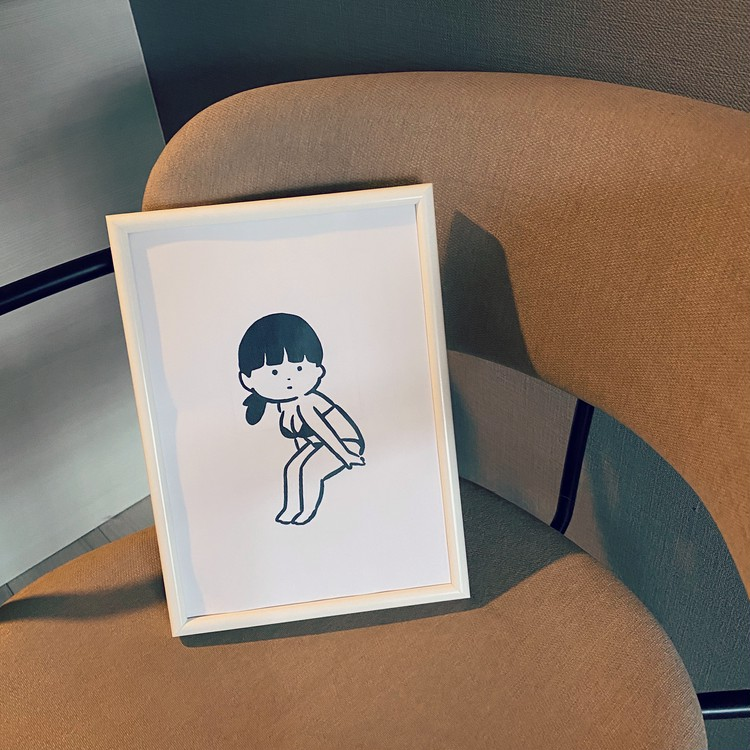 【プリントOK】白根ゆたんぽさんのイラスト