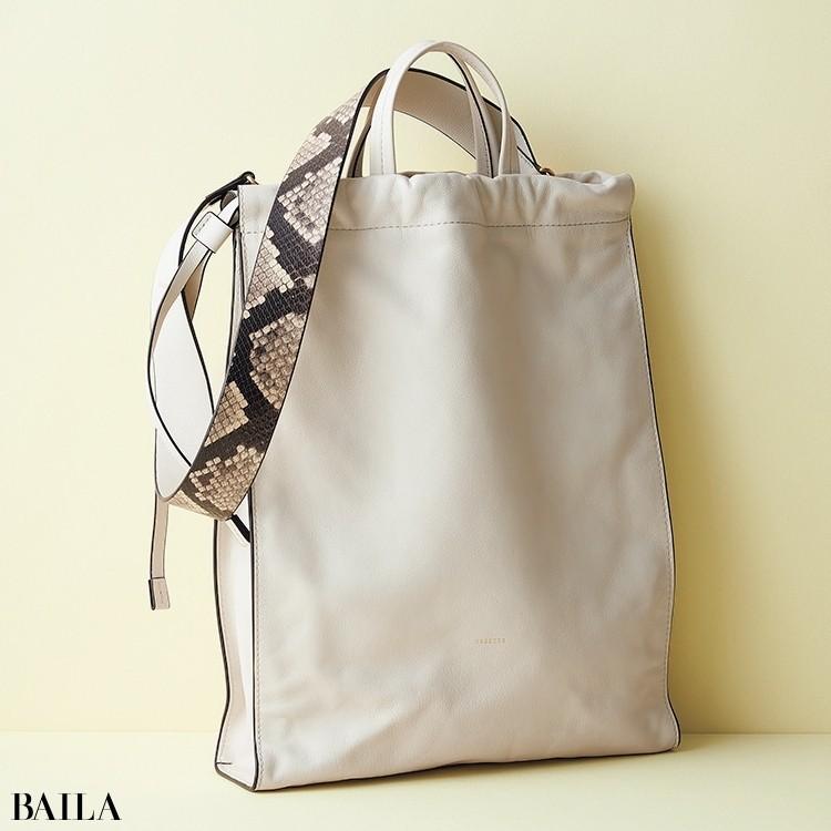 オルセットのバッグ