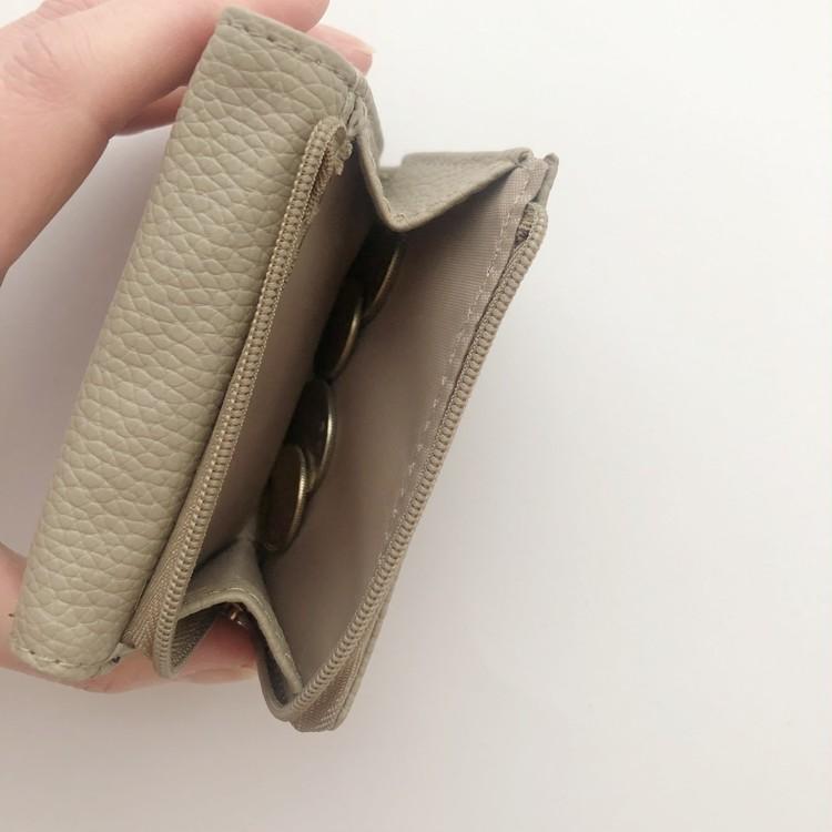 BAILA4月号 大人気ブランドのミニ財布が使いやすくて◎_4
