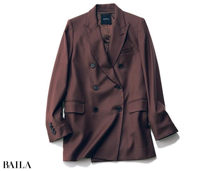 ノークのジャケット