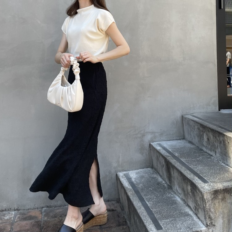 【GU】買って大正解♡お手入れ簡単!優秀スカート_1