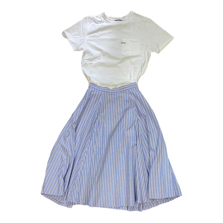 【BAILA 7月号】Tシャツを女っぽく着るアイディア・豪華付録がかなり使えます!_4