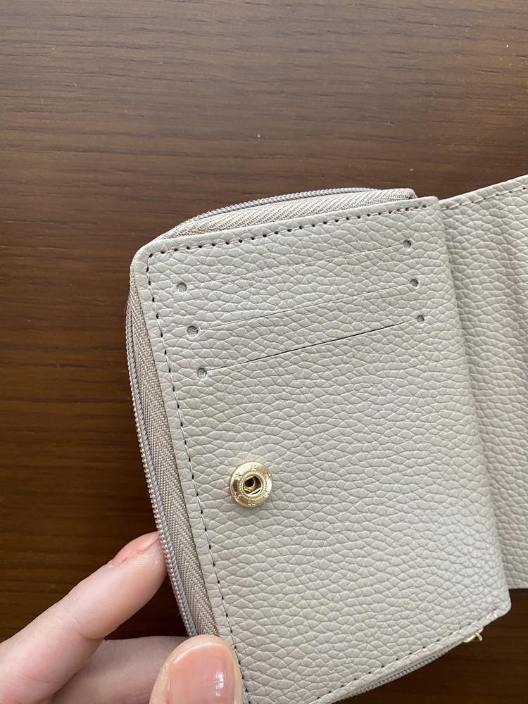 【BAILA4月号付録】売り切れ注意なDeuxieme classeミニ財布!_5