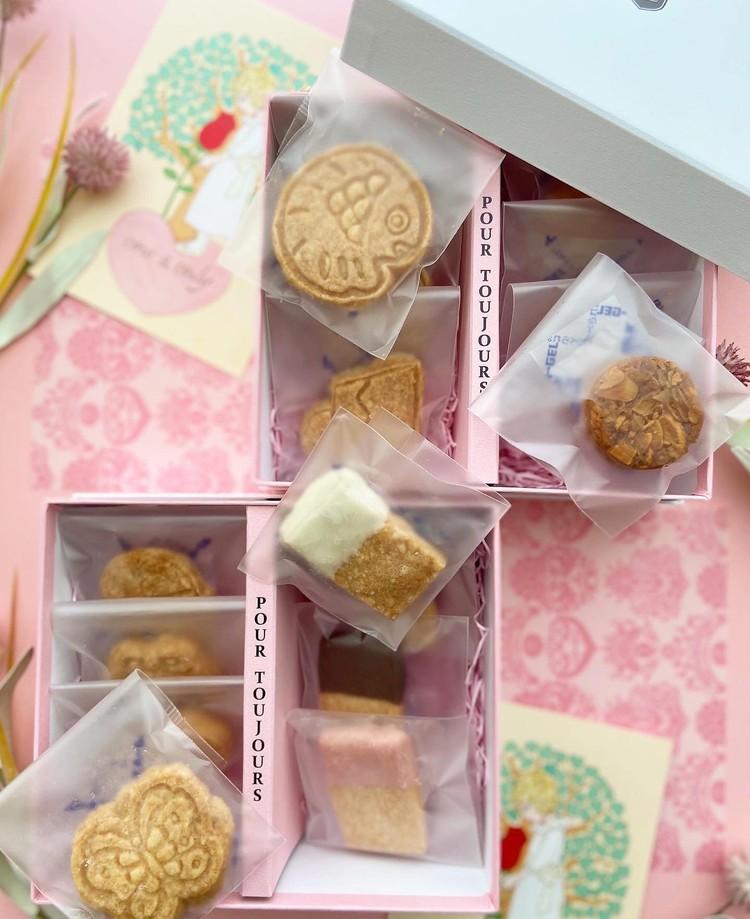 芦屋プール・トゥジュール スウィーツの焼き菓子