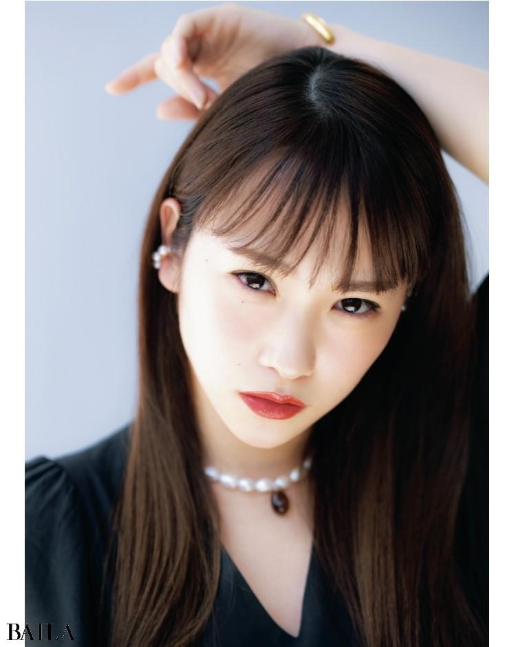 川栄李奈(Rina Kawaei)