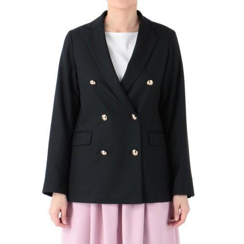 ランチミーティングの日は、まろやかトーンのスカートコーデにジャケットをプラス【2018/9/6のコーデ】_6