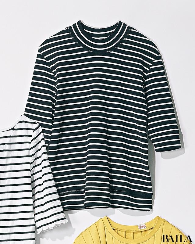 【甘め派・Tシャツ7選】フレンチシックTシャツで可愛げ+知的な印象をゲット!_1