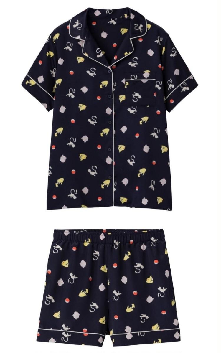 【写真】GU×ポケモンのパジャマ・Tシャツでお家時間を楽しく_6