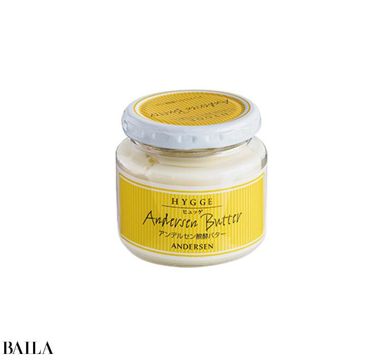 アンデルセンのヒュッゲ アンデルセン醗酵バター