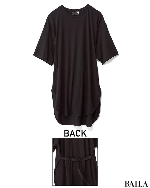 休日出勤する日は、動ける好感度Tシャツスタイルが気分!【2019/6/29のコーデ】_2_1