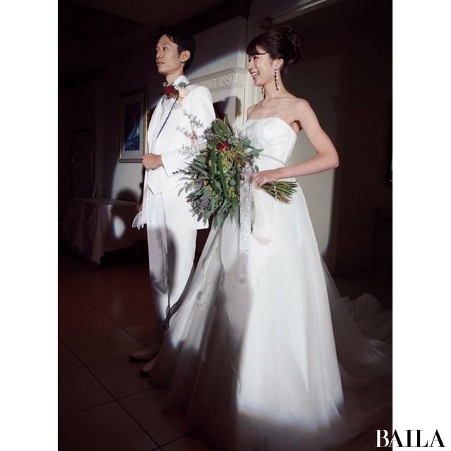 【スーパーバイラーズの花嫁ルポ】10年たっても絶対素敵な花嫁姿を拝見! _1