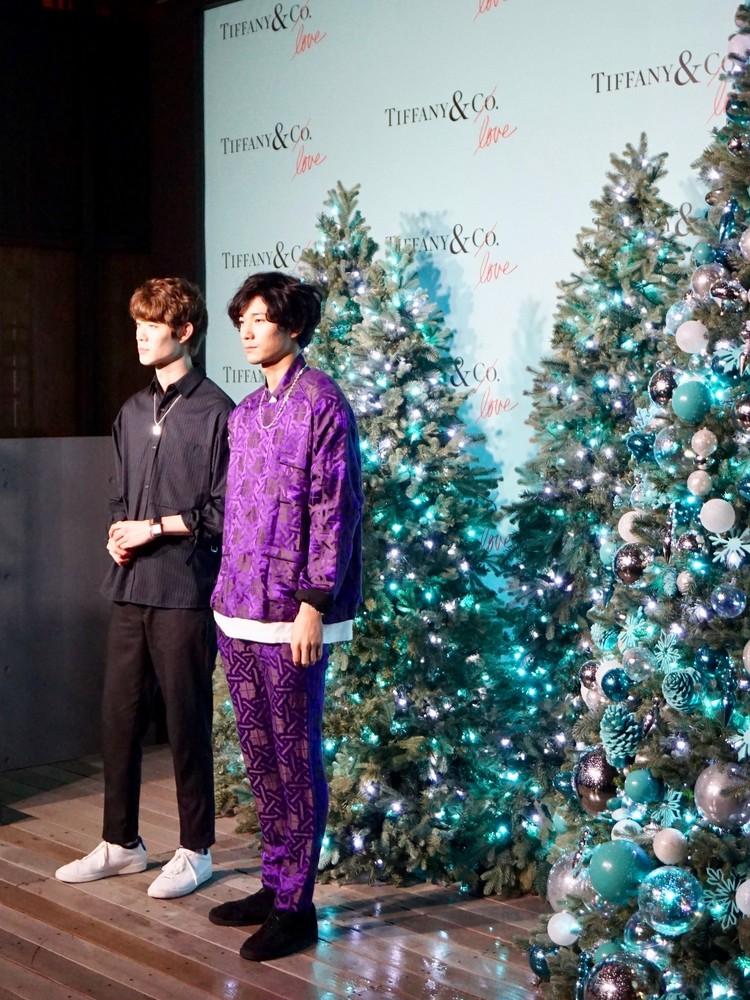 クリスマス仕様にドレスアップ中☆【ティファニー(Tiffany & Co.)】@キャットストリートでクリスマスギフト探し_6