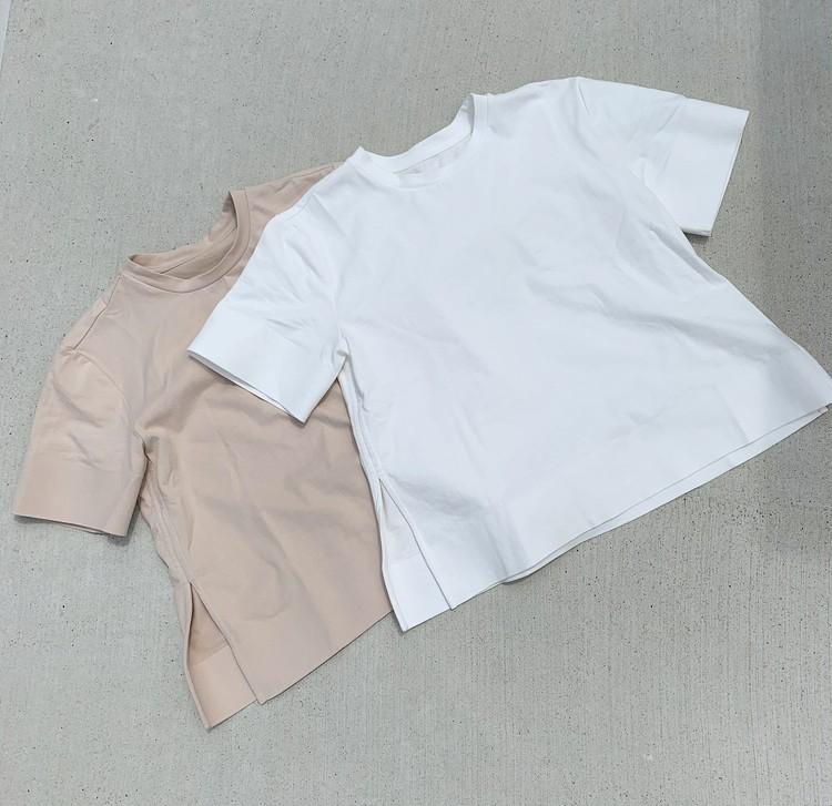 UNIQLO/ZARA…夏の定番「白T」着回し3コーデ♡_7