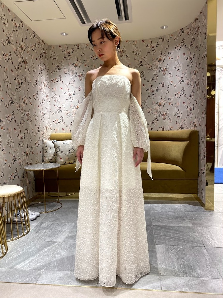 【Wedding】ドレス試着すべて見せます♡/前半_3_1