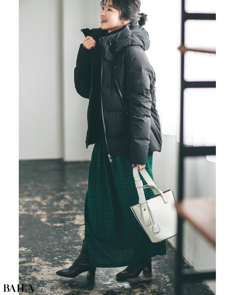 【30代スタイリストが私服でアンサーまとめ】リアルだから役に立つ。その冬服はもっと素敵に着られる!_1