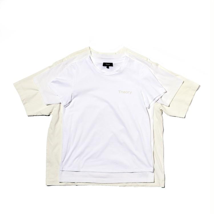 3枚の白Tシャツを比較したところ