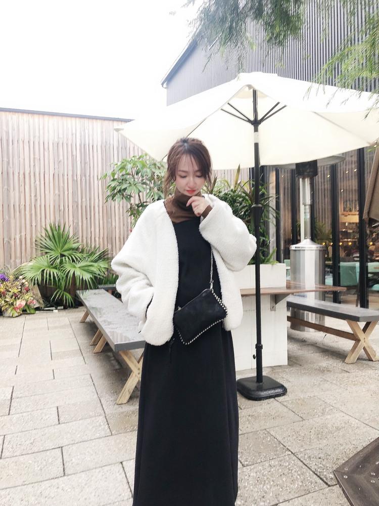 【UNIQLOメンズ】2色買いニットON/OFFコーデ♡_5
