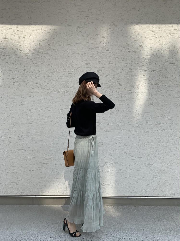 今季トレンドunder¥8000春夏きれい色プチプラコーデ♡_1