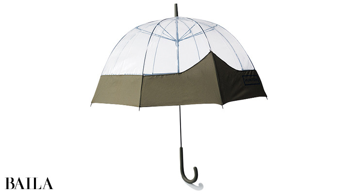 ハンターのビニール傘