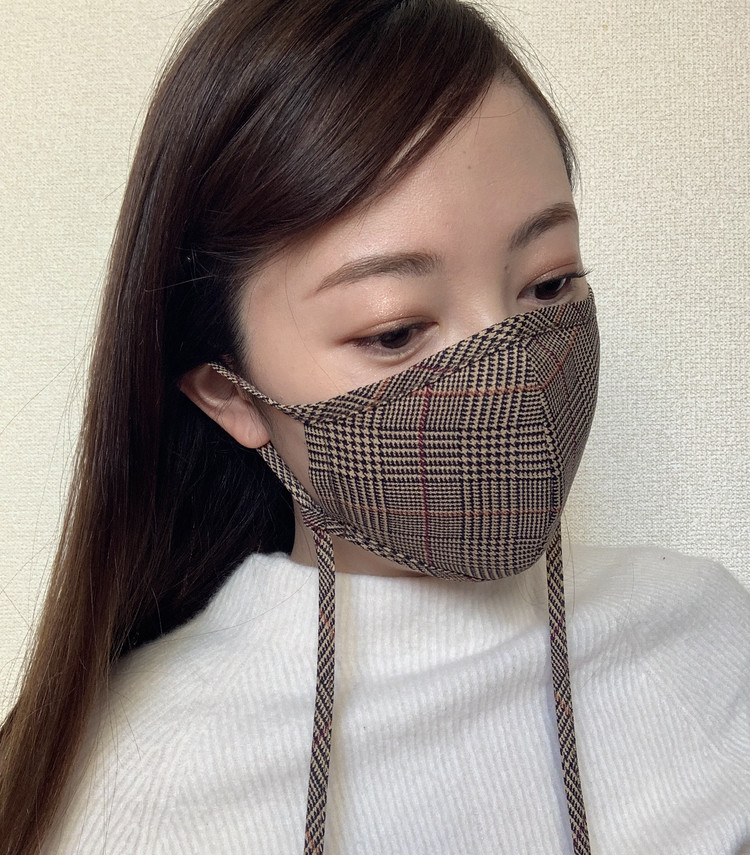 ドレスクオリティ!?vi-naのマスクが可愛すぎる!_1