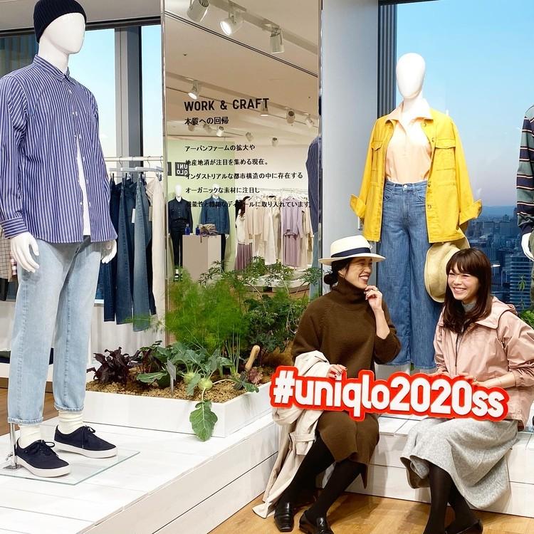 【春も期待大!】UNIQLO(ユニクロ)2020S/S展示会_5