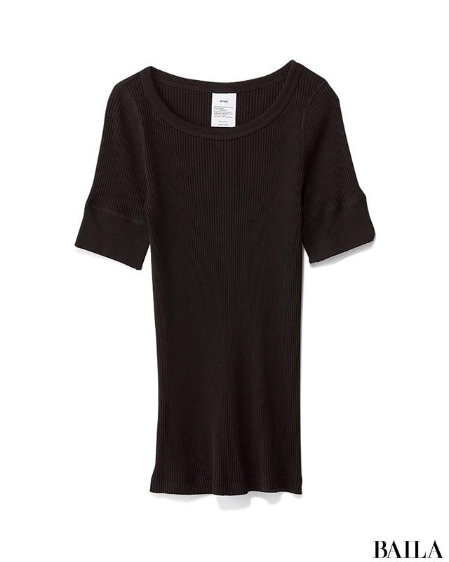 話しかけやすい雰囲気を作りたい日は、親しみやすいTシャツ&ギャザースカートコーデ【2019/7/2のコーデ】_2_1