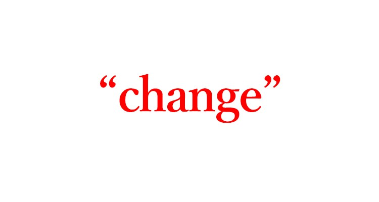 """「小銭」は英語で""""change"""""""