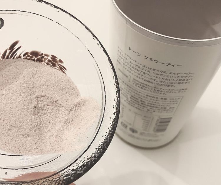 ビタミンC配合/ 毎日1杯のインナーケア。【to/one のフラワーティ】_3