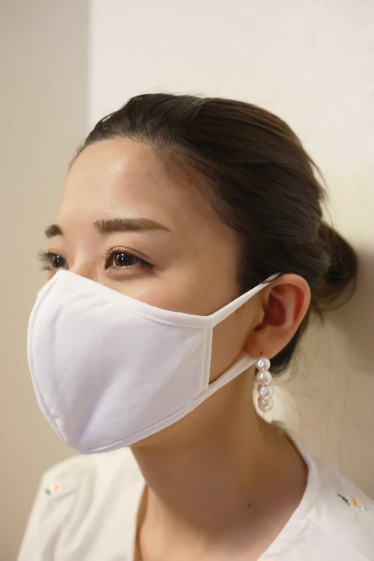 夏マスク【UNIQLOエアリズムマスク】レビューします!_4