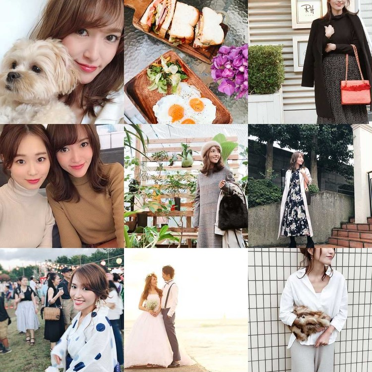 【2018年 BEST NINE】instagram❤︎_1