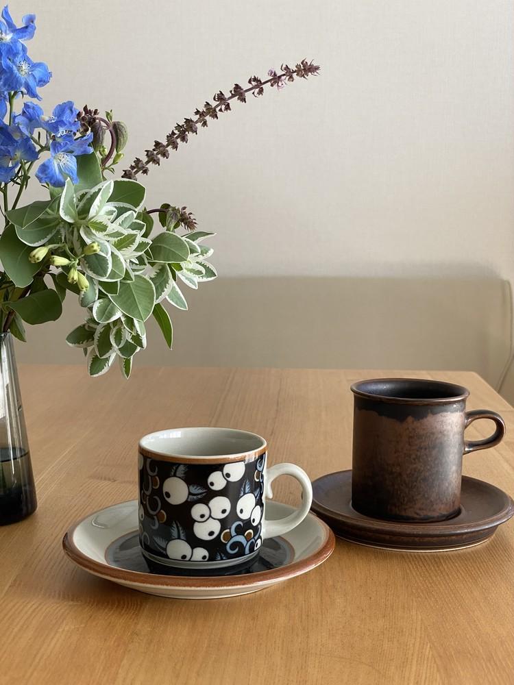 【エディターのおうち私物#135】在宅勤務のリズム作りに一役買ってるアラビアのカップ_1