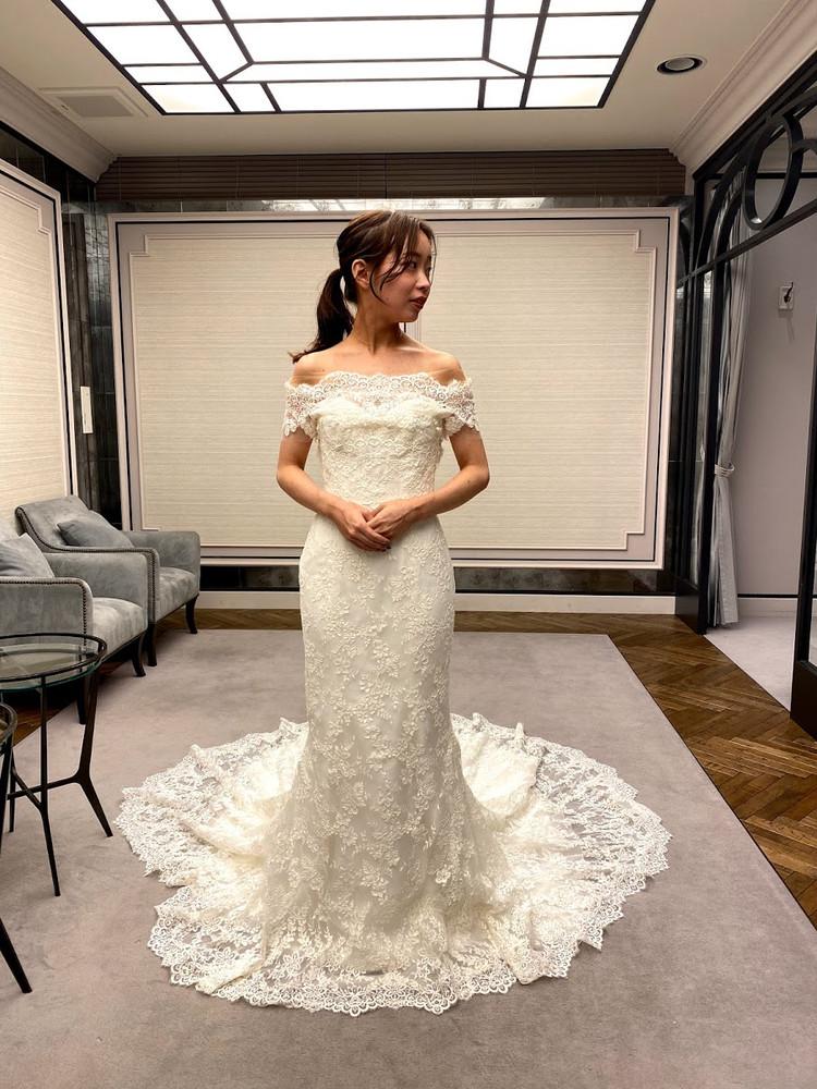 【Wedding】ドレス試着すべて見せます♡/最終編_3_2