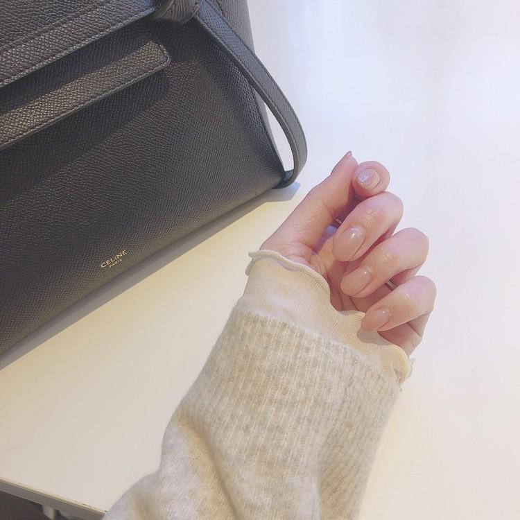 【BAILA3月号】GUシアーTであかぬけフェミニン❤︎_8